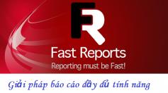 Download Phần Mềm Tiện Ích FastReport .NET 2018.4.1, VCL, FMX