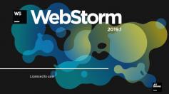 Download JetBrains WebStorm v2019.1.3 – IDE mạnh mẽ cho phát triển JS