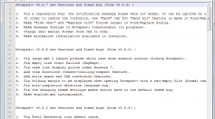 Download Phần Mềm Soạn Thảo Nhỏ Gọn Notepad++ 7.5.9