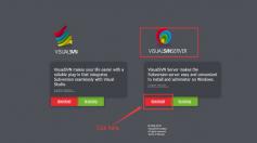 Download Phần mềm VisualSVN Server Enterprise 3.9.1