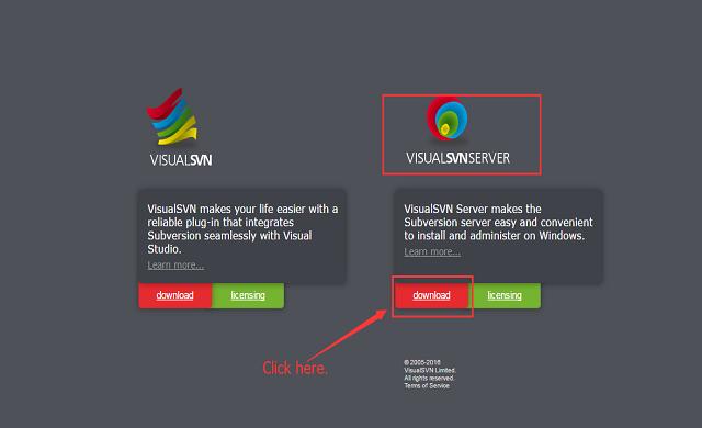 Visualsvn-server-enterprise