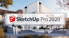 Download SketchUp Pro 2020 Full Crack – Hướng Dẫn Cài Đặt Chi Tiết