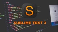 Download Phần Mềm Soạn Thảo Lập Trình Sublime Text v3.2.1 Build 3207 + Key