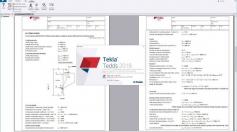 Download Trimble Tekla Tedds 2018 v20.00.0000 – Tính toán kết cấu